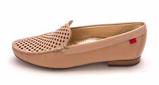 Marc Joseph New York Womens Green St Leather Closed Toe Loafers