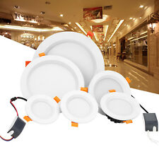 Led Downlight da incasso a soffitto lampadina ARMATURA 3W 5W 9W 12W 18W