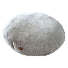 Nobby Coussin pour chien rond Cuddly brun clair, différentes tailles, NEUF