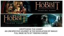 HOBBIT UNEXPECTED JOURNEY DESOLATION OF SMAUG BATTLE OF FIVE ARMIES BASE SET
