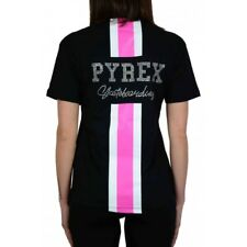T-shirt donna in Jersey Pyrex 33989 Nera