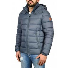 Giubbotto uomo save the duck d3556m giga 5 charcoal grey