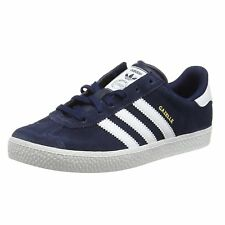 ADIDAS ORIGINALS  BASKETS  GAZELLE B24620  NAVY BLANC NEUF GRADE A