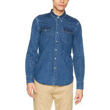 Levis Camisas Barstow Western Brooklyn Stretch Medio Vaqueros / Denim