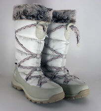 Timberland Over the Chill Lace Uo Winter Snow White Boot TB02161R NEW!