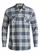 Quiksilver™ Waterman Moon Tides Flannel - Long Sleeve Shirt - Hombre
