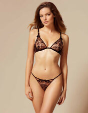 AGENT PROVOCATEUR SEXY PETRA BRA & THONG SET ALL SIZES LISTED BNWT