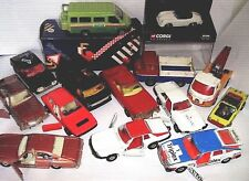 CORGI DIE-CAST VEHICLES for RESTORATION click SELECT - to browse or order