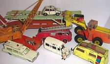 VINTAGE UK DINKY TOY VEHICLES 1950/70 ~ click - SELECT - to browse or order