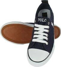 Polo Ralph Lauren Harbour Low  womens / girls Sneakers Navy Lace UK 5 RRP £104