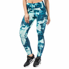 S94426 Women's Adidas Supernova All-Over-Print Long Tights Climalite SIZE M-L-XL