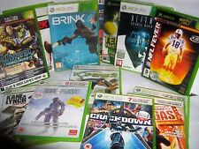 XBOX GAMES 2002-13 - XBOX - XBOX 360 click on SELECT to browse or order
