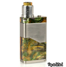 100% AUTHENTIC WISMEC LUXOTIC NC DUAL 20700 KIT W/ GUILLOTINE V2 RDA✴IN STOCK