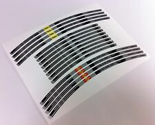 R-SYS style bike bicycle wheel rim decals mavic stickers for 700c road wheels