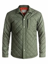 Quiksilver™ Waterman Puffed Up - Water-Repellent Quilted Shirt Jacket - Hombre