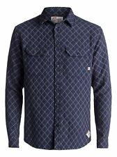 Quiksilver™ Rippa Down - Reversible Long Sleeve Over Shirt - Hombre
