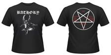 OFFICIAL LICENSED - BATHORY - GOAT T SHIRT EXTREME METAL QUORTHORN