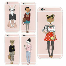 coque Mode Fille Girly Samsung iphone4 5 5c 6s 7plus S5 S6 S7EDGE A3 A5 J5