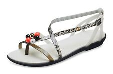 Crocs x Drew Barrymore NEW Isabella Graphic black white comfort sandals UK 4-9