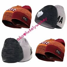 Nike AS Roma Reversible Football Soccer Training Unisex Beanie Hat One Size 39d7cb2c0684