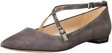 Nine West Womens Anastagia Pointed Toe Ballet Flats