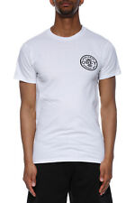 Obey Dissent Standards T-Shirt Uomo 165361681 WHT White