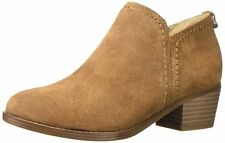 Naturalizer Womens Zarie Almond Toe Ankle Fashion Boots