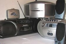 MUSIC SYSTEMS - HOME or PERSONAL ~ click on - SELECT - to browse or order