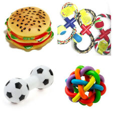 * Dog Toys - Chew Toys, Balls, Pull Ropes, Squeaky Toys- Assorted Toys
