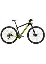 Cannondale Mtb F-Si Carbon 4 Jet Black/Neon Spring Gloss 2018