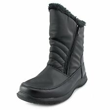 WEATHERPROOF Womens Alex Round Toe Ankle Cold Weather Boots