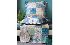 COUVRE LIT BOUTIS BASTETTI PATCHWORK MULTICOLORE + 2 TAIES
