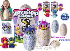 HATCHIMALS SURPRISE GIRAVENS TWINS 6037097 HATCHIMALS GEMELLI INTERATTIVI