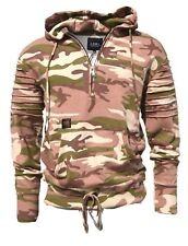 ORIGINAL. Hoody CAYLER & SONS Camouflage Pleated Camo Black Label CSBL