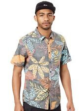 Camicia a Maniche Corte Billabong Sundays Floral Midnight