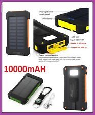 10000mah Waterproof Power bank Portable charger,for iphone Smartphone