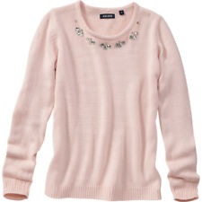 tricots dames pull pull pour femmes pull en tricot rose gr. 40