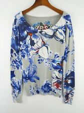 "DESIGUAL ""Special Offer"" - Fine Cotton Knitted Top"