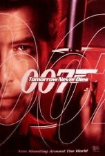 James Bond (Tomorrow Never Dies) Movie Poster