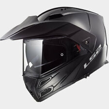 LS2 CASCO URBAN COMMUTER METRO EVO FF324 SOLID BLACK MODULAR