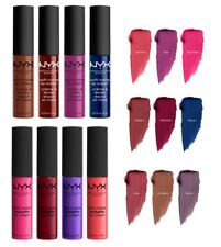 NYX Soft Matte Lip Cream 8ml *Top 9 Colours* 100% Authentic NYX Lipsticks / NEW