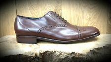 Luis Gonzalo // 1966H // Handmade Gents Cafe Brown Shoes // REDUCED! Was £135.00