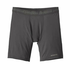 PATAGONIA ME S CAPILENE LIGHTWEIGHT PERFORMANCE BOXER FORGE GRIS S M L XL