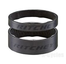 """Ritchey WCS Headset Spacer 1.1/8"""", UD-Carbon- Matt, 5mm / 10mm"""