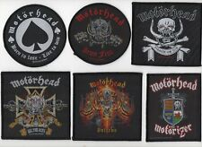 Motorhead Official Woven Patch
