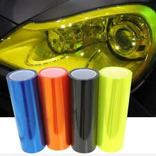 Cool Car Smoke Fog Light Headlight Taillight Tint Vinyl Film Sheet Sticker DIY