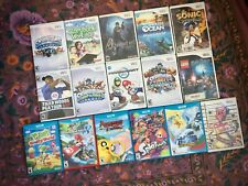 U-PICK Nintendo Wii/Wii U Games *$3 Refund For Each Additional Purchased! TESTED