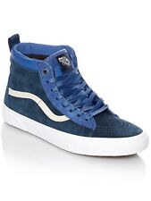 Scarpa Vans SK8-Hi MTE - Sherpa Lined True Blu Scuro-Dress Blus