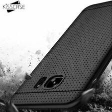 KISSCASE Soft Silicon Cases For Samsung Galaxy S8 S8 Plus S7 S6 Edge S5 Case For