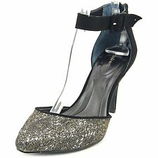 Style & Co. Womens Galaxxy Pointed Toe Ankle Strap D-orsay Pumps